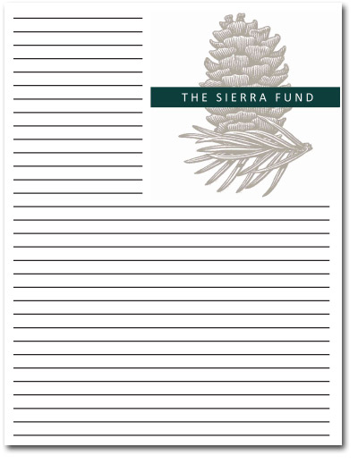 The Sierra Fund Form 990 2012 The Sierra Fund